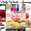 BQ's Daily Top Deals: Tigerair Sale, CNY Electronics Expo, Bee Cheng Hiang CNY Factory Sales, Takashimaya CNY Fair, KFC's New Fortune Chicken & More!