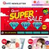 [Qoo10] FREE GIVEAWAY at 10AM + Visit Seller Shops for More Coupons & Great Deals!