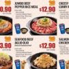 Pepper Lunch: Save up to $39.50 with these e-Coupons!