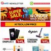 [Qoo10] SUPERSALE: The New OnePlus 5 Smartphone Is Here + G-Dragon's Limited Edition Concert Exclusive Merchandise