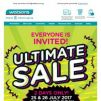 [Watsons] 📣 [We're Back!] Ultimate Sale is happening  on 25 & 26 July