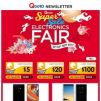 [Qoo10] Qoo10 Super Sale – Electronics Fair! 21st To 24th September! Grab All The Best Deals Now!
