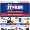 [Qoo10] Check out Qoo10's online IT Fair 2018 for the best deals which includes Bose QC series II Headphones, Samsung smart LED TV and more !