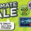Watsons: Ultimate Sale with Up to 67% OFF + 6% POSB Everyday Card Rebates!