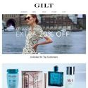 [Gilt] Extra 20% Off Unlocked for Top Customers | The Beauty & Grooming Reserve
