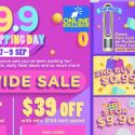 Watsons: Online Exclusive Sale with Up to $39 OFF and Daily Flash Deals!