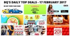 BQ's Daily Top Deals: Ben & Jerry's Core Ice Cream Promo, $8 OFF Taxi Ride, Guardian 20% Storewide, FREE $2 Yami Yogurt Voucher, ASOS 18% OFF & More!
