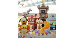 [Westgate Mall] The Disney Tsum Tsum clock tower is now at Westgate!