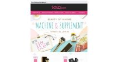 [SaSa ] 【Beauty DIY】Machine & Supplement Up to 88% OFF!