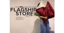 [Cellini] Get your FREE designer cushions at our new flagship store with your purchase!