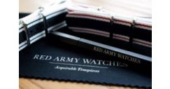 [Krasnaya – The Watch Art Gallery by Red Army Watches] Accessories for the watch lover.