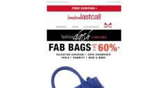 [Last Call] **** You're receiving Fab bags + Perfect Presents up to 70% off | MAJOR ANNOUNCEMENT!