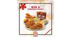 [Popeyes Louisiana Kitchen Singapore] Here's a chance to give something to your best bud.