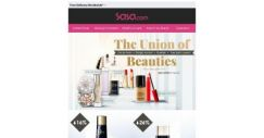 [SaSa ] 【The Union of Beauties】YSL, CPB, Amarni & More! Happy Chinese New Year!
