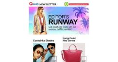 [Qoo10] Check Out Our Fashion Summer Collection – Perfect For Sunny Singapore!