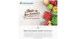 [Cold Storage] ✈Best of New Zealand by Cold Storage Singapore 🎉