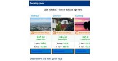 [Booking.com] Montreuil, Bromley, or Kuching? Get great deals, wherever you want to go