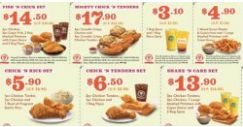 Popeyes: NEW Coupon Deals + Get 5pc Chicken for only $6.90 on Popeyes Day!