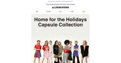 [LUISAVIAROMA] Home for the Holidays Capsule Collection