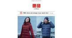 [UNIQLO Singapore] Exit the cold with these travel pieces!