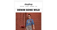 [Shopbop] Your closet's antidote to the winter blues