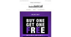 [Last Call] FREEBIES CONFIRMED! You just landed this → buy one, get one free