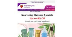 [StrawberryNet] Nourishing Haircare Specials Up to 44% Off!