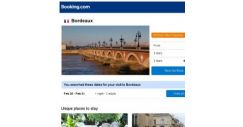 [Booking.com] Deals in Bordeaux from S$ 61