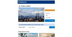 [Booking.com] Prices in Kuala Lumpur dropped again. Book hotels, apartments, and vacation homes now to save more!