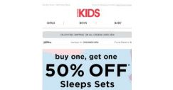 [Cotton On] ⭐Buy One, Get One 50% Off PJ Sets