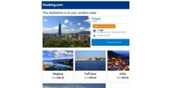 [Booking.com] The cheapest you'll pay for great destinations