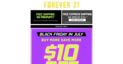 [FOREVER 21] HURRY: UP TO 80% OFF + STYLES $20 & UNDER ⬇️!