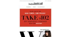 [Last Call] Who are you wearing? Take $102 off your $200 purchase