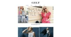[Gilt] The Insta File With @maggiestories | J Brand