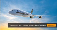 Singapore Airlines: Special Fares to Southeast Asia, China, Australia, Europe & More from Only SGD168!
