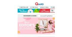 [Qoo10] Get You Cozy & Comfortable. Ladies Fair Up to 50% Off!