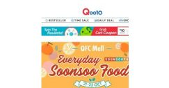 [Qoo10] Living the healthier choice with Soonsoofood food! Shop Soonsoofood and many more of our warehouse clearance deal today!