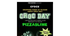 [Crocs Singapore] Happy Croc Day! The limited-edition classic is here