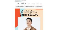 [Zalora] Wardrobe Winners under S$39.90!