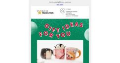 [Starbucks] More gift ideas for you this holiday season🎄