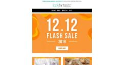 [lookfantastic] 12.12 FLASH | Last Chance