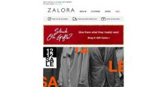 [Zalora] This is it: 25% OFF everything inside!
