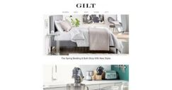 [Gilt] The Spring Home Shops | Creed | Reiss