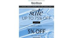 [SkinStore] VIP EXCLUSIVE | Extra 10% Off Sale Items!