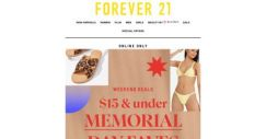 [FOREVER 21] which is your fave?