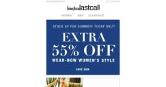 [Last Call] Special deals NOW on looks just for you!