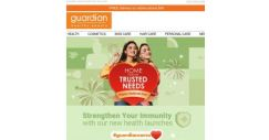 [Guardian] 💗 #GUARDIANCARES | NEW health launches to strengthen your immunity
