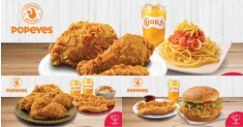 Popeyes: Save Up to $17.90 with eCoupons!