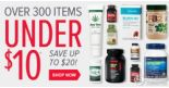 100S OF ITEMS UNDER US$10 @ GNC USA