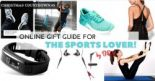 Christmas Countdown 2016 #3- Online Gift Guide for the Sports Lover!